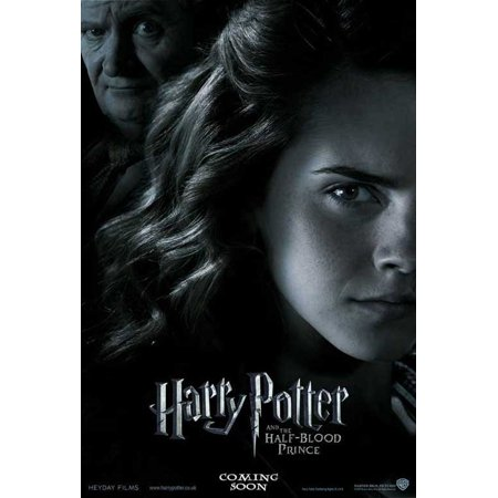 Harry Potter and the Half-Blood Prince POSTER Movie Q Mini Promo