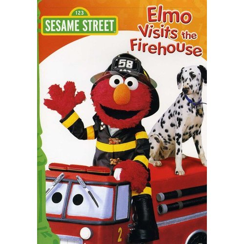Sesame Street: Elmo Visits The Firehouse by SONY CORP