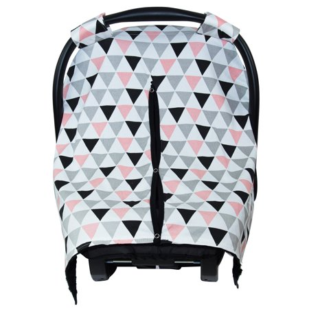 JLIKA car seat canopy cover - Abstract Triangles - Walmart.com