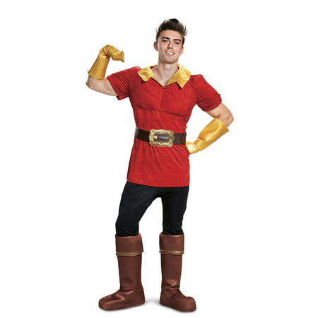 Disney Men Costumes (Disney Beauty and the Beast Gaston Mens)