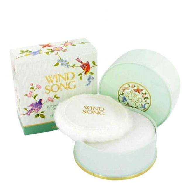 Parfums De Coeur Wind Song Perfumed Dusting Powder, 4 Oz.