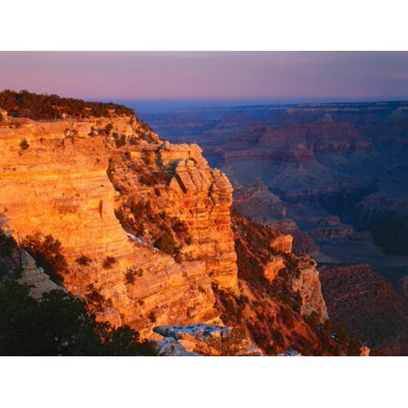 Grand Canyon From South Rim Grand Canyon National Park Arizona Usa Print Wall Art By Adam Jones