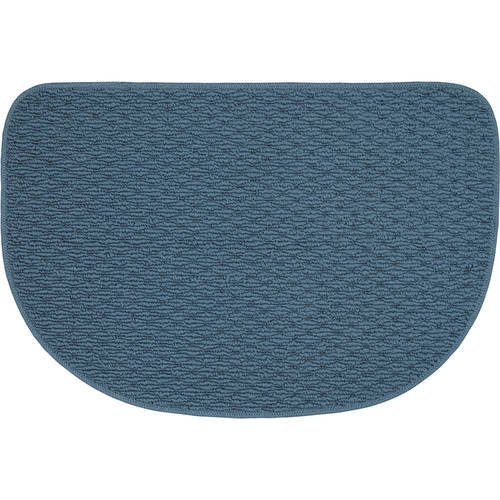 Mainstays Solid Cocina Berber Kitchen Slice Rug 1 6 X 2 3