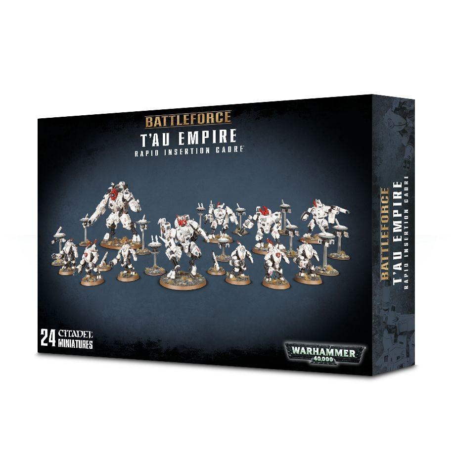Battleforce: T'au Empire Rapid Insertion Cadre Warhammer 40,000 by