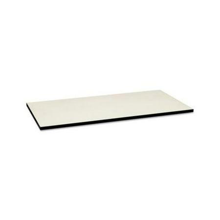 Hon Rectangular Tabletop (HON Huddle Silver Multipurpose Rectangular Tabletop HONMT3060GNB9P )