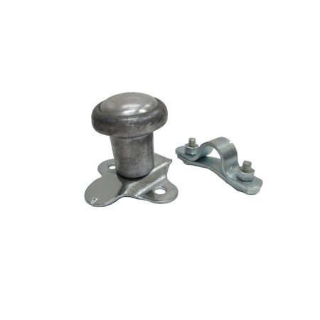 Aluminum Steel Spinner Knob / Suicide Spinner - A-5A612, Weather proof aluminum steel ball bearing spinner By AI