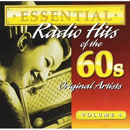 Essential Radio Hits of the 60s 4 / Various (CD) - Hippie From The 60s