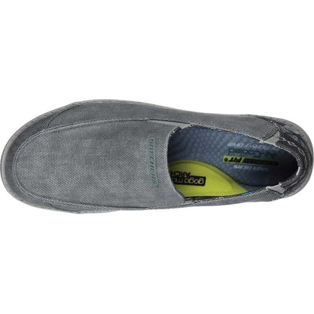 Men's Skechers Relaxed Fit Melson Ralo Moc Slip On