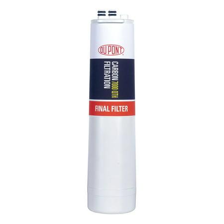 DuPont WFQTC70001 Quicktwist Carbon Block Filter - 975 Carbon Filter Cartridge