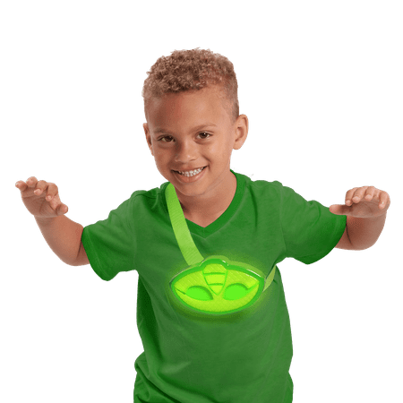 PJ Masks Lights and Sounds Amulet - Gekko