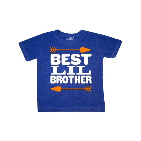 Best Lil Brother Toddler T-Shirt