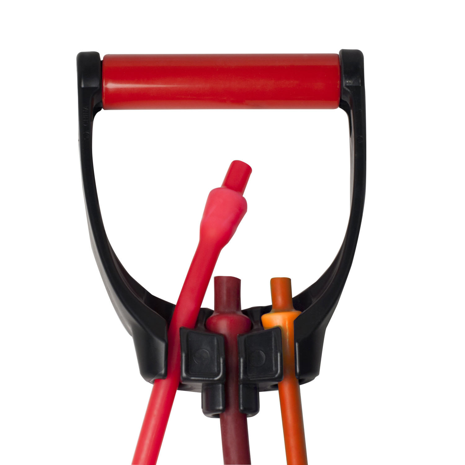 NEW Triple Grip Handles Fit Up To Three Resistance Cables For Muscle Training