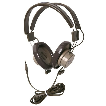 Califone 610™ Binaural Headphones Behind Neck Binaural Pc