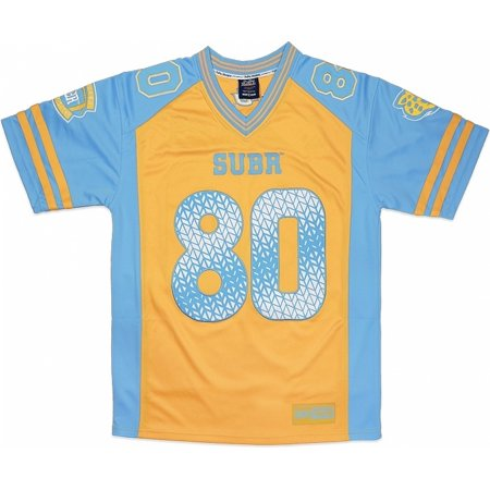 Big Boy Southern Jaguars S10 Mens Football Jersey [Sky Blue - (Twill Mens Football Jersey)