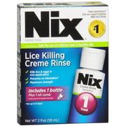 Nix Lice Treatment 2 oz