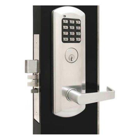 Townsteel Xme 2070 G 613 Classroom Lock  Bronze  Gala Lever