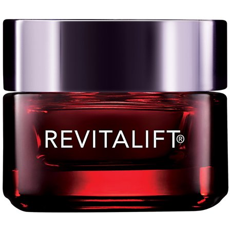L'Oreal Paris Revitalift Triple Power Anti-Aging Face Moisturizer with Hyaluronic Acid, 1.7