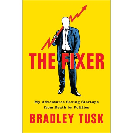 The Fixer : My Adventures Saving Startups from Death by (My Computer Screen Goes Black After Startup)