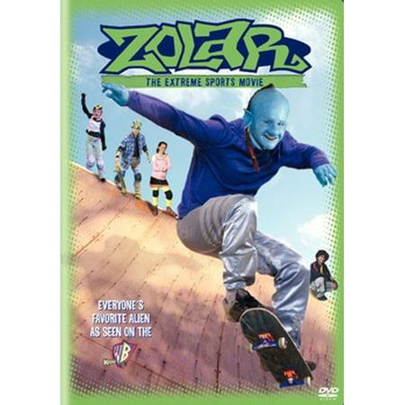- Zolar: The Extreme Sports Movie (DVD)