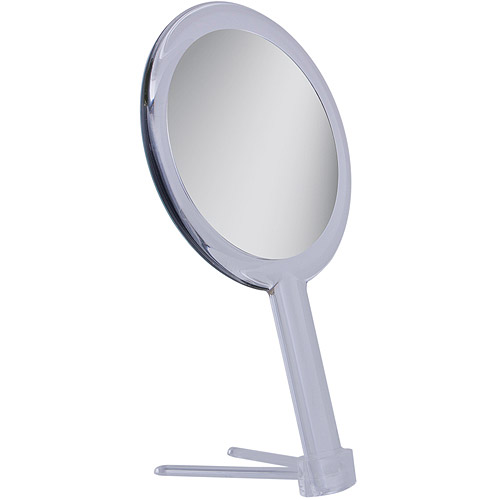Zadro Dual-Sided Hand Held Mirror with 1x & 7x Magnification, Acrylic by Generic