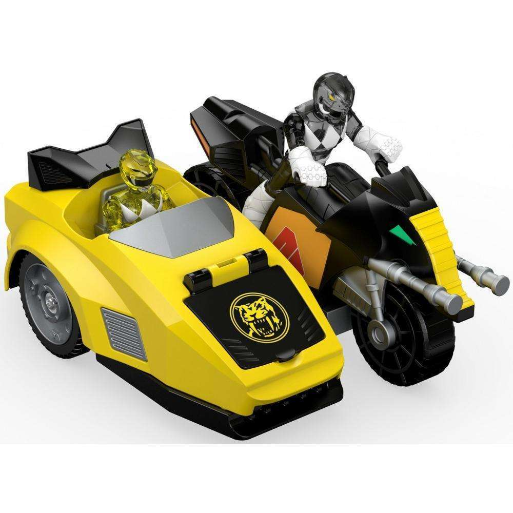 IMaginext Power Rangers Mastodon Battle Bike by FISHER PRICE