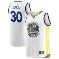 Product Image Stephen Curry Golden State Warriors Fanatics Branded Fast  Break Replica Jersey White - Association Edition a2a431896