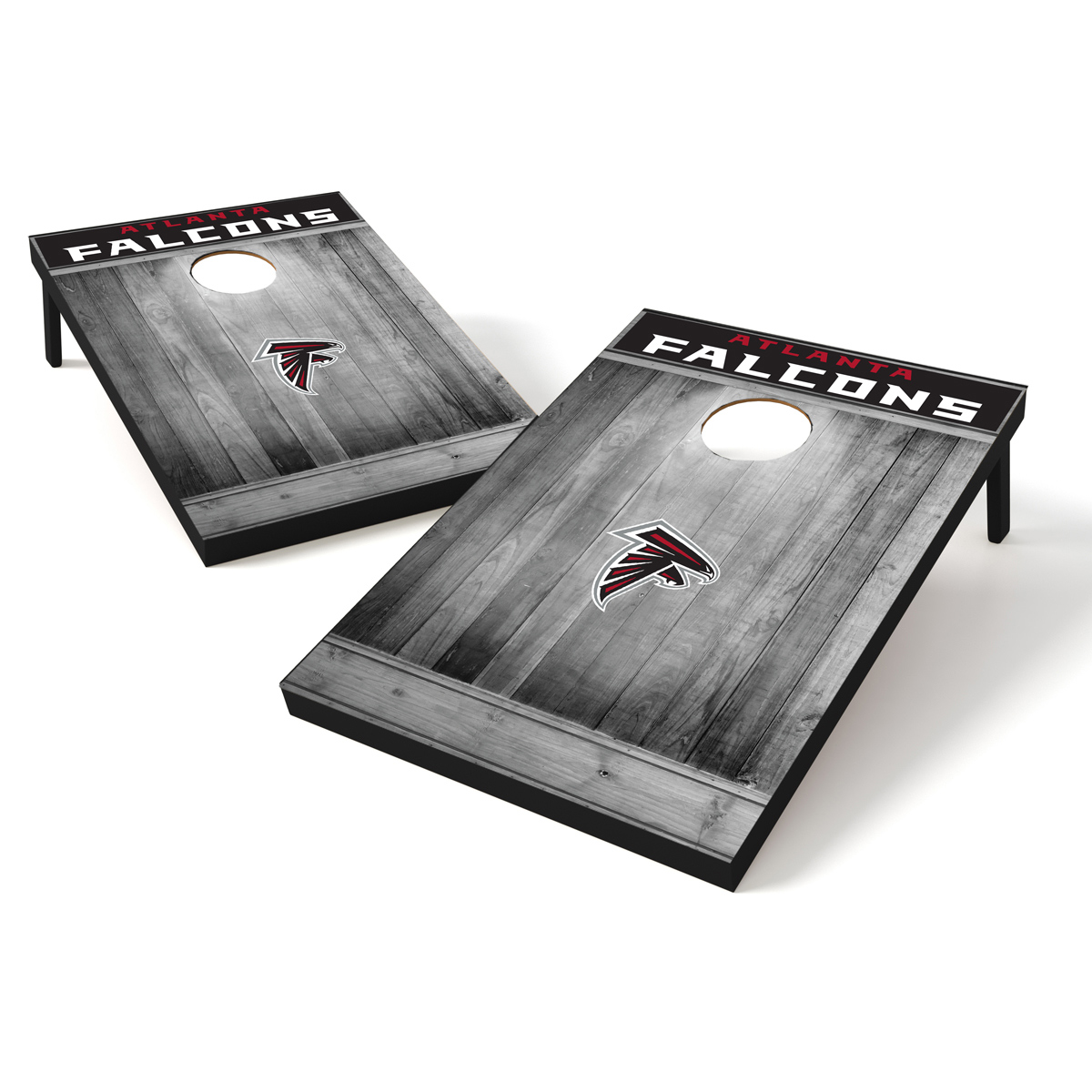 Tailgate Toss Wood NFL Atlanta Falcons