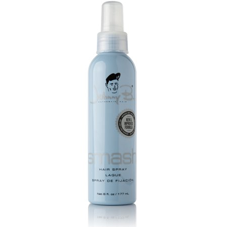 Johnny B Authentic Hair Firm Hold Smash Spray  Size   6 Oz