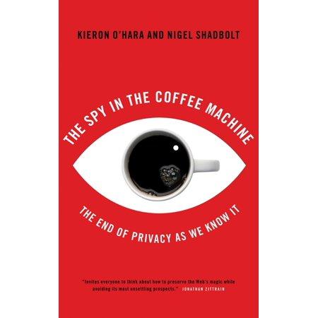 The Spy In The Coffee Machine - eBook - Fendi Spy Coffee