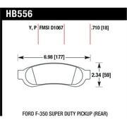 Hawk Super Duty Street Brake Pads
