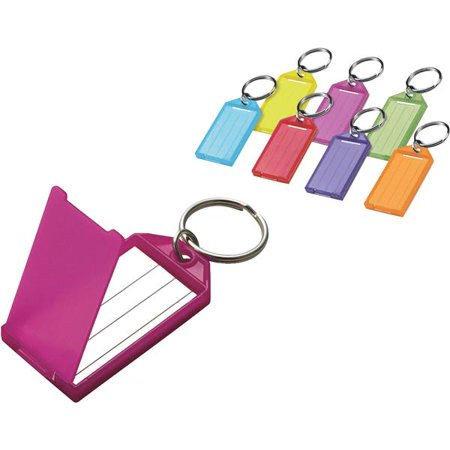 Lucky Line Id Key Tag with Ring 60502