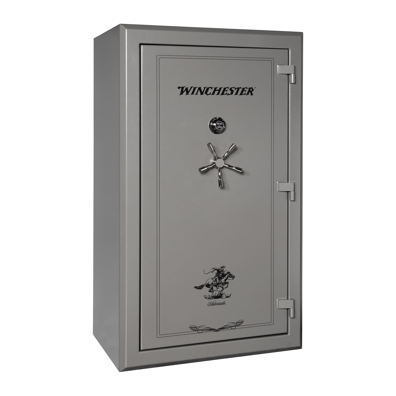 Winchester Silverado 51, 48 Gun Safe, U.L. Mechanical Lock by Granite Security Products, Inc.