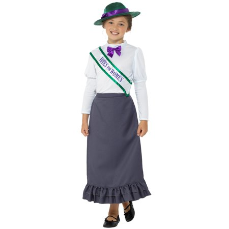 Victorian Costume (Victorian Suffragette Child)