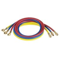 Robinair 39072A R-12 Hose Set With Quick Seal Fittings