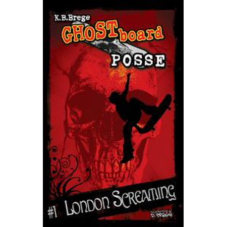 Ghost Board Posse #1 London Screaming - - Ghost Ship Halloween London