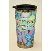 Lang 16 oz. Blessed Traveler Mug