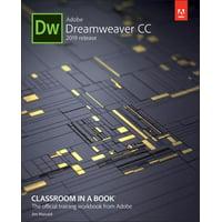 Adobe Dreamweaver CC Classroom in a Book (2019 Release) (Paperback)