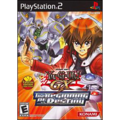 Konami yu-gi-oh gx: the beginning of destiny - playstation 2