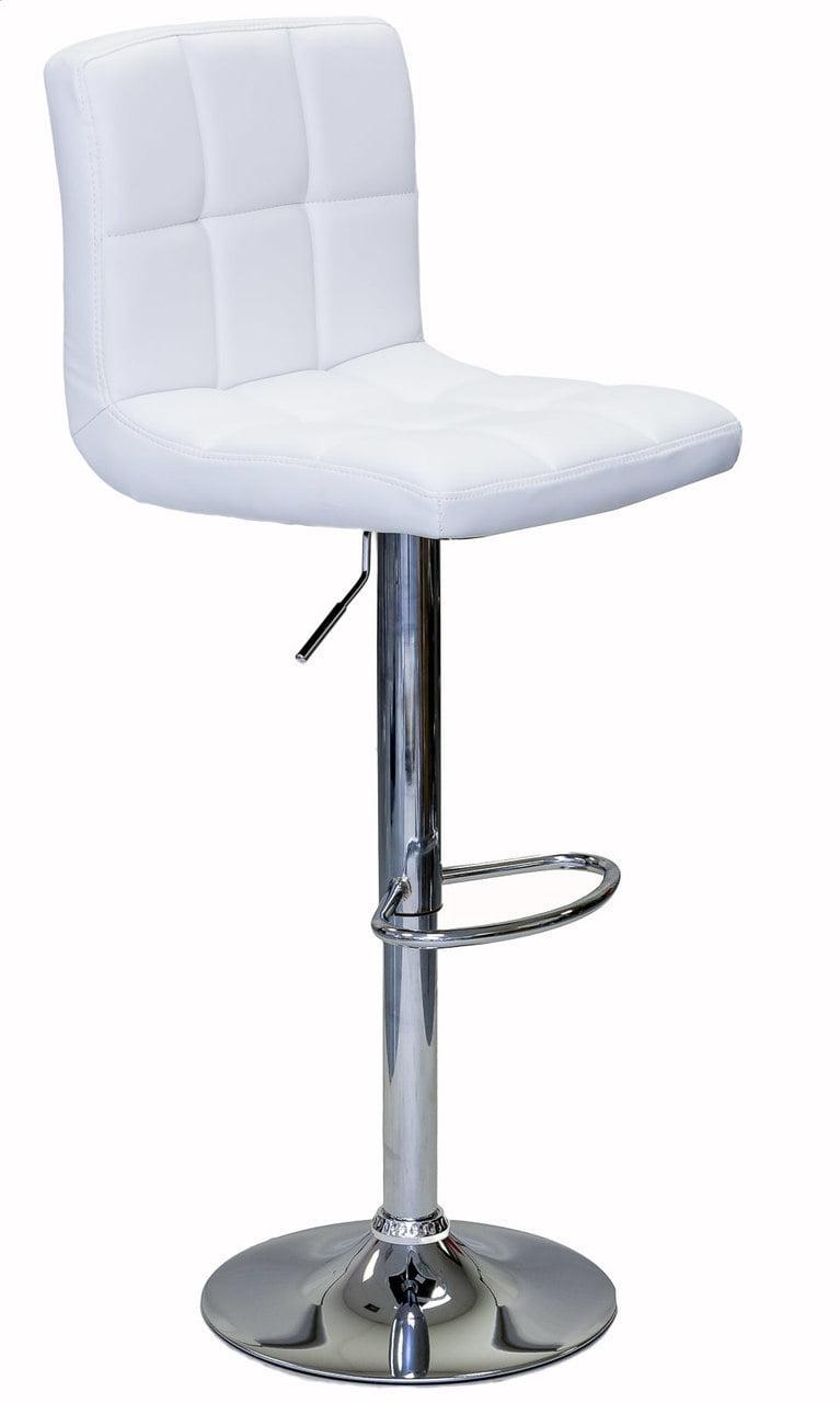 Viscologic Series Liberty Height Adjule Swivel 24 To 33 Inch Bar Stool Set Of 2 Stools