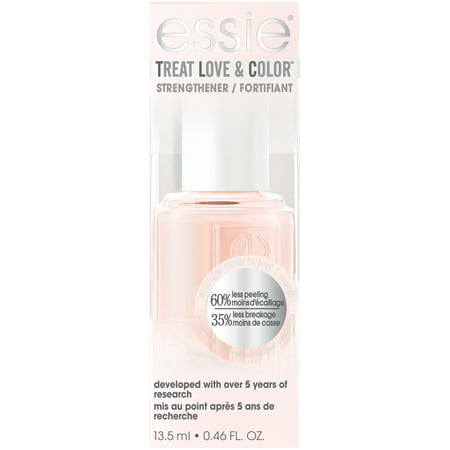 essie? treat love & color nail polish & strengthener, treat me bright (sheer finish) 0.46 FO