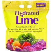 Chemical Number-5 Hydrated Lime for Soil - 5 Pounds, Quickly raises soil pH, neutralizes soil acidity and provides Calcium By Bonide