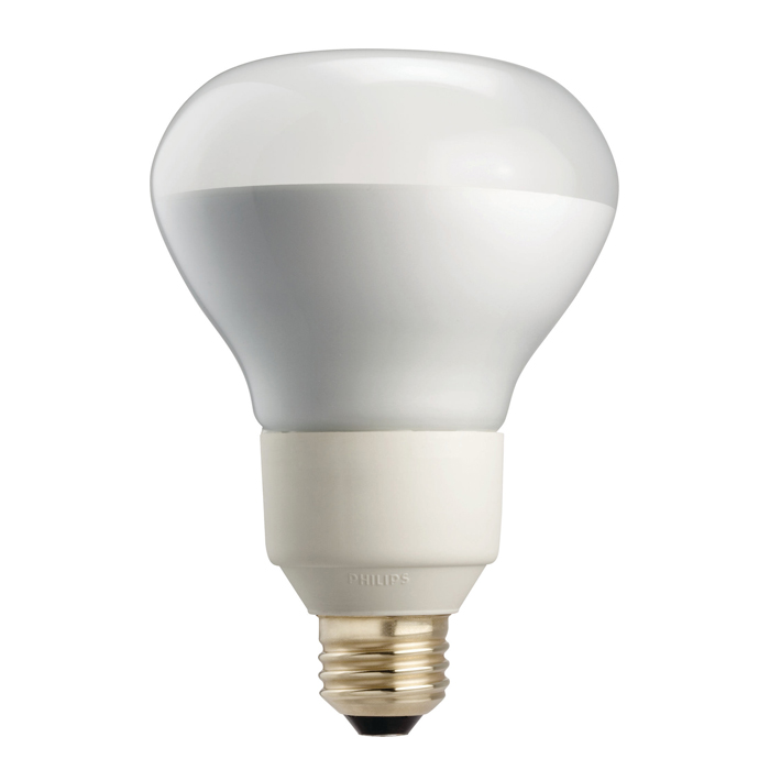 Philips 16w R30 Warm White 2700k Dimmable Reflector Fluor...