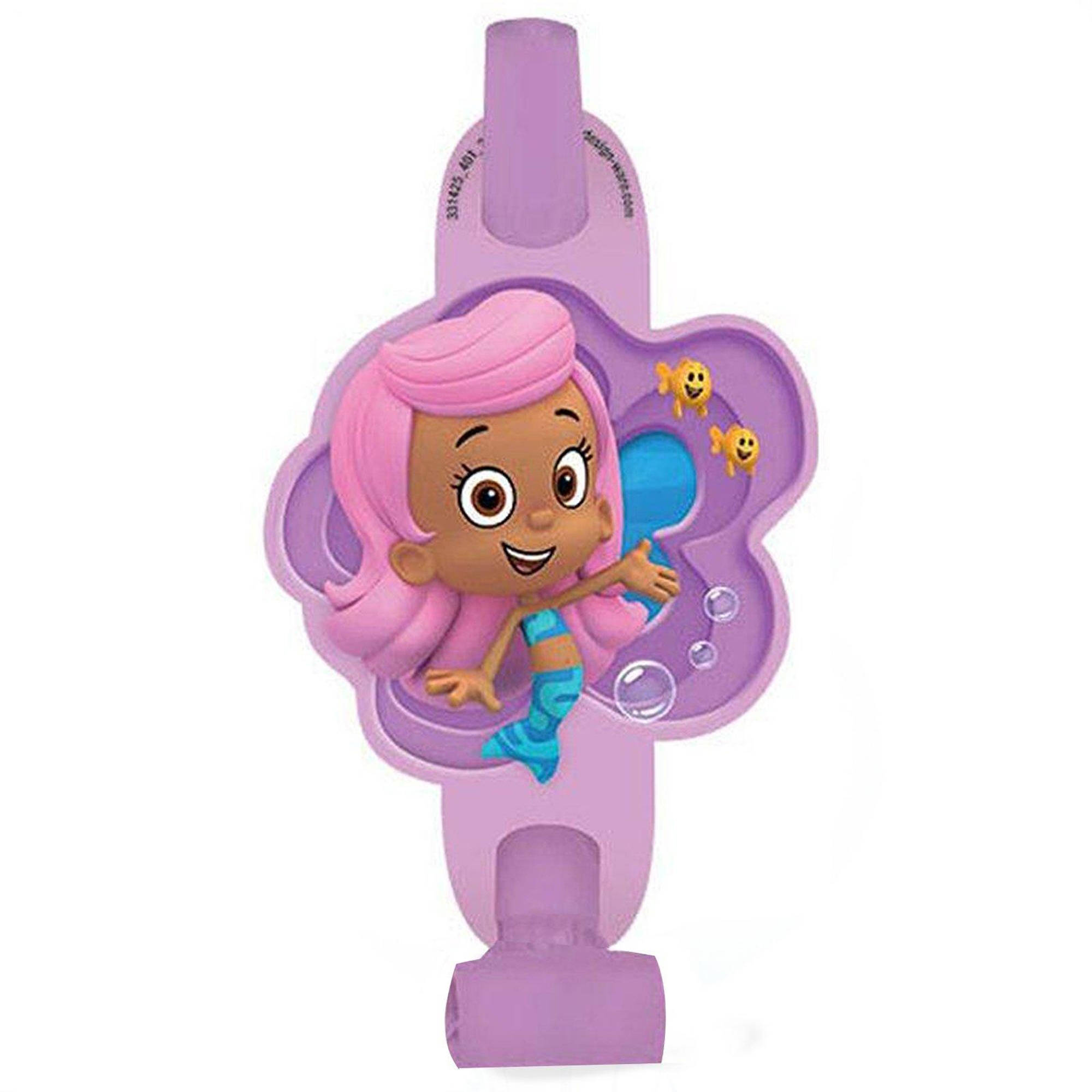 Bubble Guppies Blowouts, 8pk