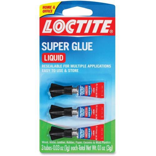 Loctite All-purpose Super Glue - 0.11 oz - 1 Each - Clear