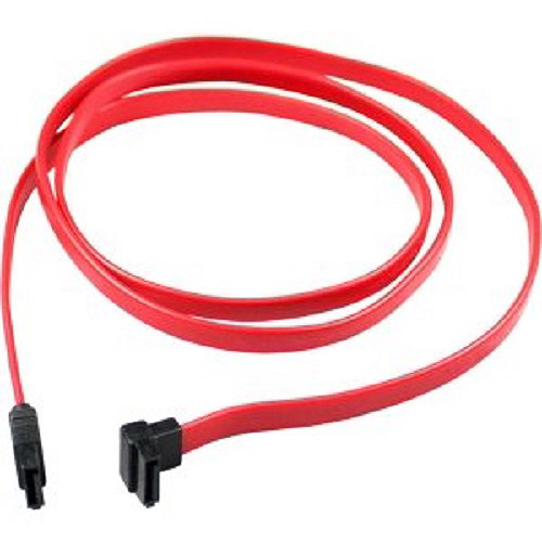 "CP Technologies 36"" Right Angle SATA Data Transfer Cable"