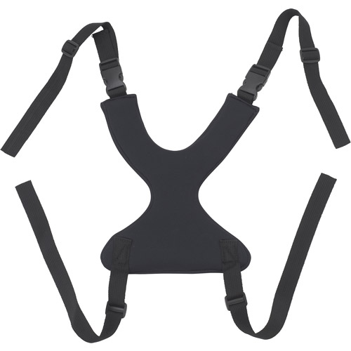Drive Medical Seat Harness for all Wenzelite Anterior and Posterior Safety Rollers and Nimbo Walkers, Large