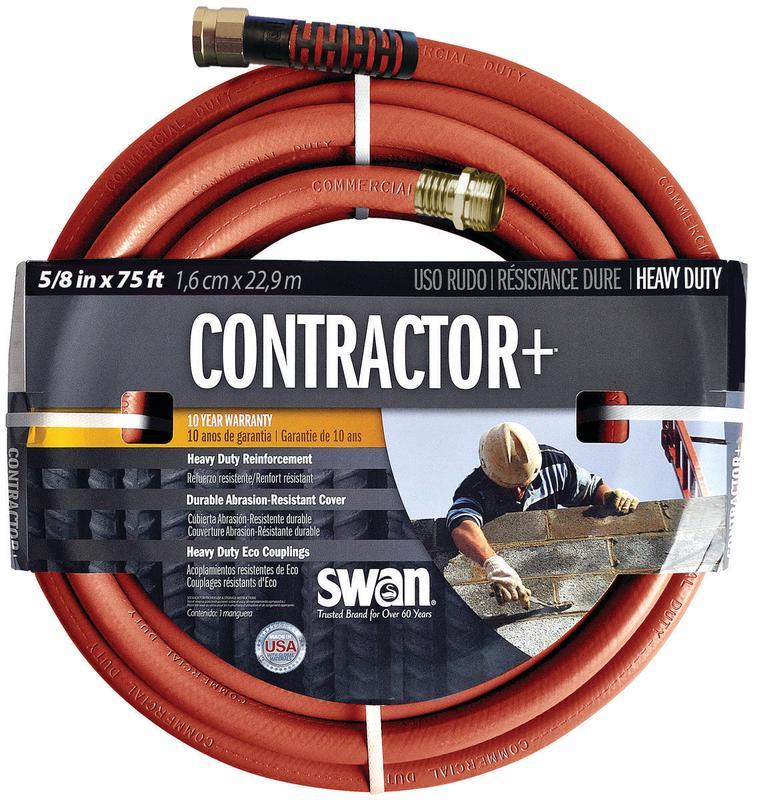 Exceptionnel Colorite/Swan SNCG58075 Garden Hoses, Rubber/Vinyl Heavy Duty, 5/8 Inch X 75  Foot   Walmart.com
