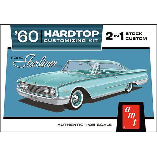 AMT AMT1055 1960 Ford Starliner Plastic Model Kit - image 1 of 1