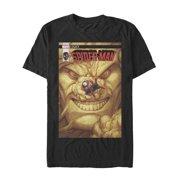 Marvel Men's Legacy Spider-Man vs Sandman T-Shirt