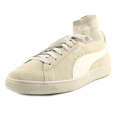 best service 78d43 34563 Puma Suede Classic Sock Round Toe Sneakers Shoes